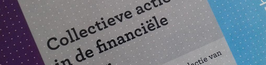 Collectieve acties in de financiële sector